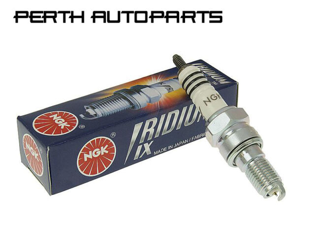 NGK Iridium Max Spark Plug BKR6EIX-P (Set of 4)