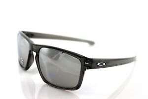 1f56e2996c9 Image is loading NEW-Oakley-Silver-Sunglasses-Grey-Smoke-Chrome-Iridium-