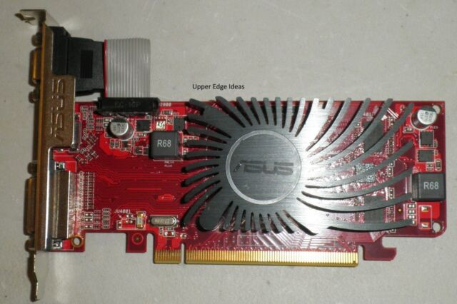 Details about Asus 2GB DDR3 R5230-SL-2GD3-L Radeon R5 230 Fanless Video  Graphics Card