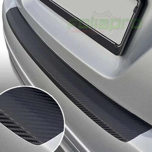Seuil Lackschutz aluminium pour Toyota Aygo-CARBONE NOIR