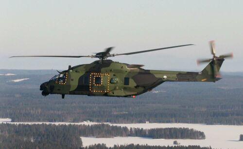 Decals NH90 TTH Finnland