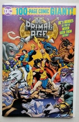 Target Exclusive DC PRIMAL AGE (DC Comics) 100-PAGE GIANT (NM)   eBay