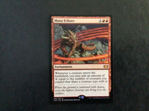 Mana Echoes MTG Look! 2XM Double Masters Magic the Gathering