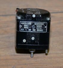 Bodine Small Electric Motor No 3800417 Type Kc1 22rc Collectible Vintage Tool