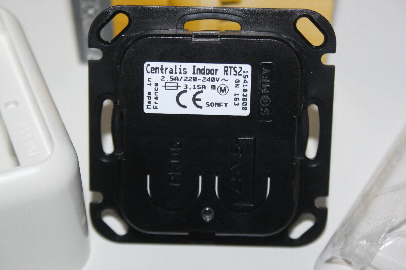 Reparatur für Somfy Indoor RTS Empfänger | Verschiedene Waren