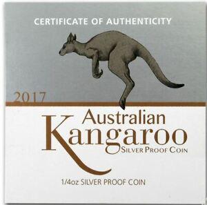 2017-KANGAROO-SILVER-PROOF-1-4-oz-Coin