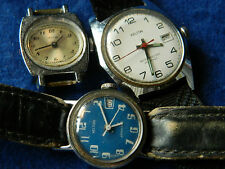for parts Watch POUR PIECE LOT 3 MONTRE KELTON armachoc UHR VINTAGE ancien OLD
