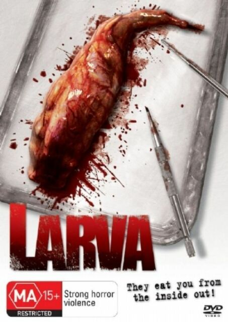Larva (DVD, 2006)  LIKE NEW ... R4