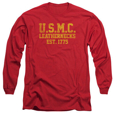 US Marine Corps Oorah Est 1775 Heather Youth Kids Shirt