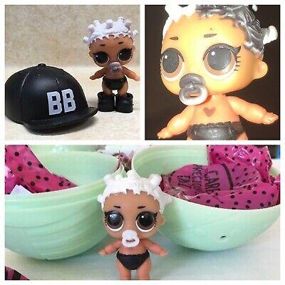LOL sorpresa dolls Lil SORELLE SPF q.t QT Babe BABY SERIE 3 Figura Giocattolo