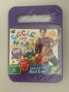 New-And-Sealed-Giggle-And-Hoot-039-s-Best-Ever-DVD-2014-Region-4
