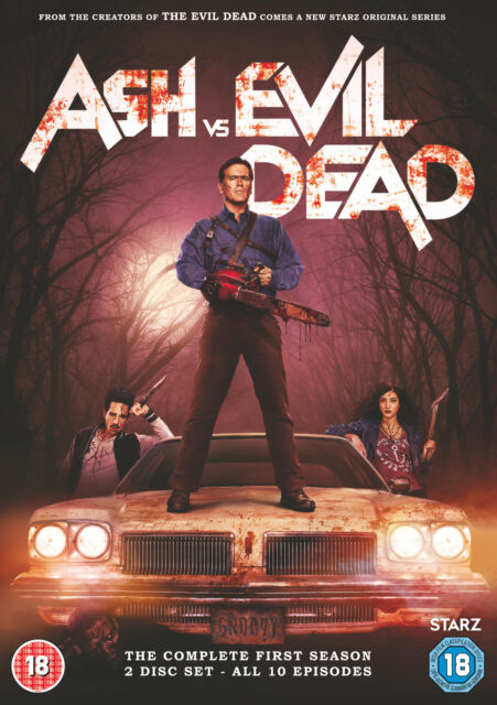 Ash Vs Evil Dead Season 1 (DVD)