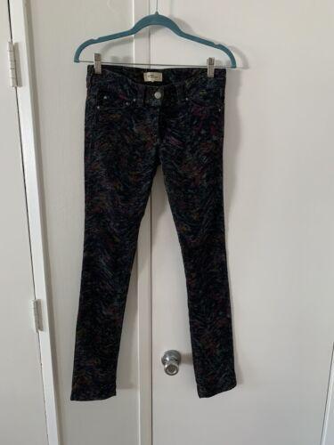 Etoile isabel Marant Velvet Jeans