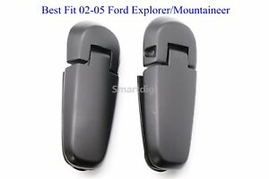 Window Lift Gate Glass Hinge Spacer Kit For 02-05 Ford Explorer Mountaineer