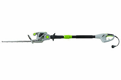 Earthwise Electric 2in1 Pole Hand Held Hedge TRIMMER, Garden TRIMMER, CVPH41018
