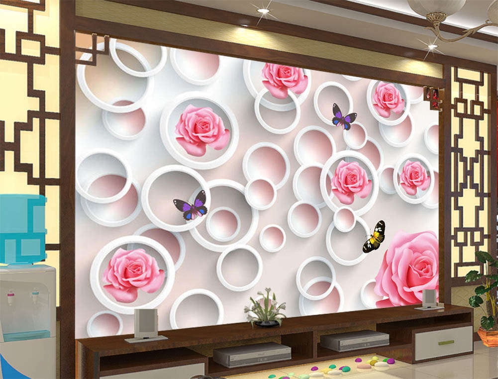 The Fragrant Aromas 3D Full Wall Mural Photo Wallpaper Printing Home Kids Decor
