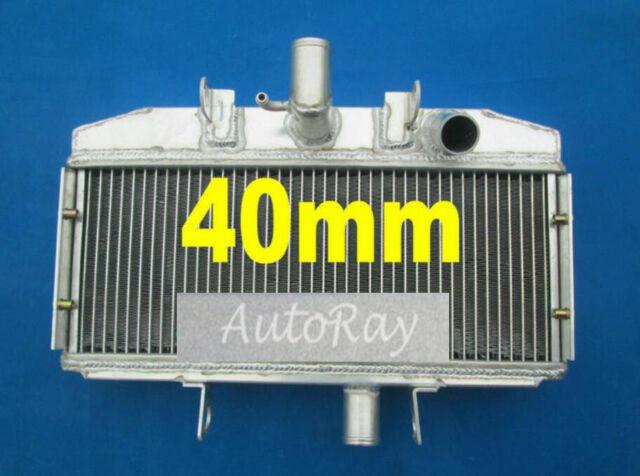 ALUMINIUM RACING RADIATOR FOR SUZUKI GT750 1972-1977 1972 1973 1974 1975 1976