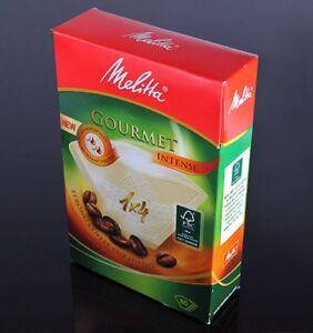 D/'Origine Melitta 1x4 Original Filtres à café Pack de 80
