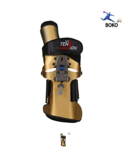 REVTENSION Cobra Gold Bowling Wrist Support RIGHT Hand Gloves Bowl  A/_r