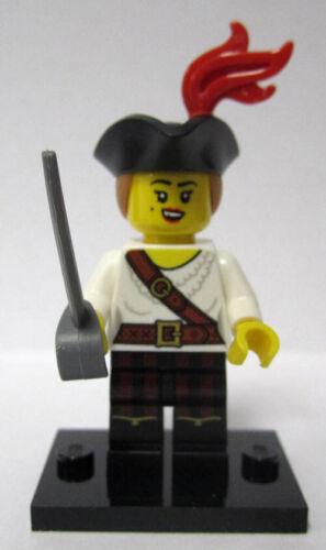 Lego Mini-Figure Series 20 #5 Female Pirate 1 Mini-figure