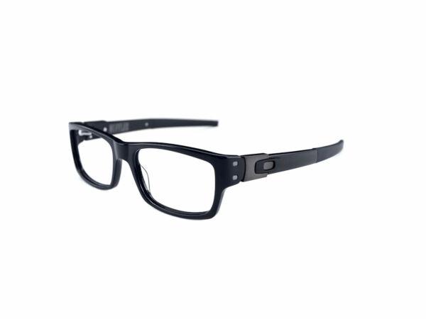 8f0584d60d Oakley Muffler Ox1034 22-202 Black/grey 53mm Frames Eyeglasses RX for sale  online | eBay