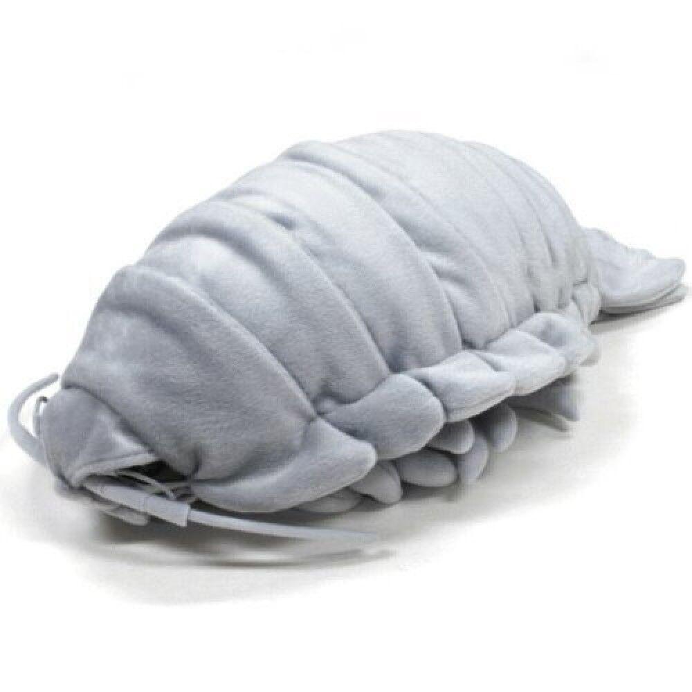 NEW Sea Creature Giant Isopod Realistic Stuffed Plush Doll XL 55cm Fast Shipping