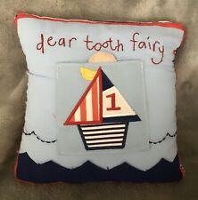 Tooth Fairy Cushion Pillow with Pocket Children/'s Choice of 2 BNWT