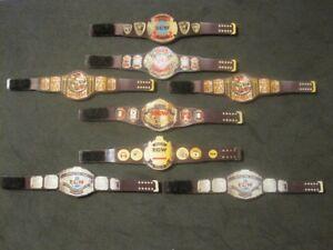 8-ECW-Custom-Wrestling-Figure-Belts-WWE-WWF-NXT-WCW-Action-figure-not-included