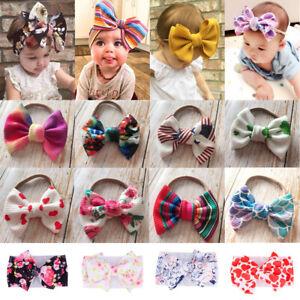 Cute-Bow-Flower-Kids-Baby-Girl-Toddler-Headband-Hair-Band-Headwear-Accessories