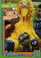 Sesame Street: Old School, Vol. 1 - 1969-1974 [3 Discs] (DVD Used Very Good)