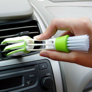 Car-Vent-Air-Condition-Blind-Cleaner-Keyboard-Duster-Double-Head-Cleaning-Brush
