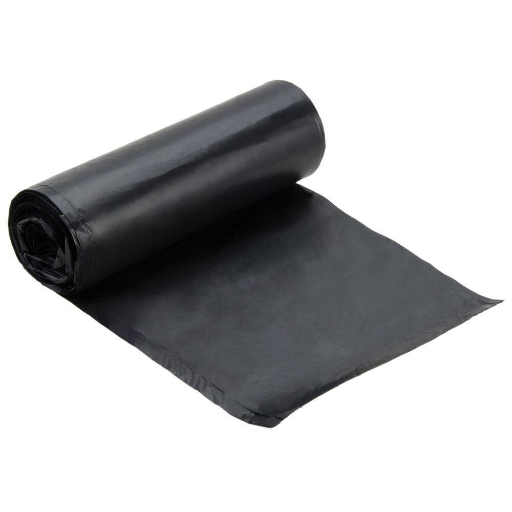 MarketPro Extra Heavy LLDPE Trash Liner, 60 gal., 58