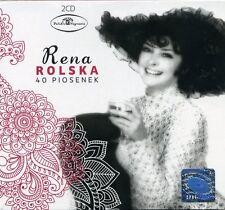 2CD RENA ROLSKA 40 Piosenek * Złoty pierścionek