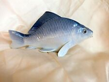 ROYAL COPENHAGUE RARE FIGURINE CARPE CARP N461 CHRISTIAN THOMSEN PRE 1923