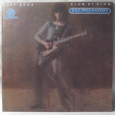 JEFF BECK Blow By Blow LP Epic CBS Mastersound Half-Speed Audiophile Vinyl NM