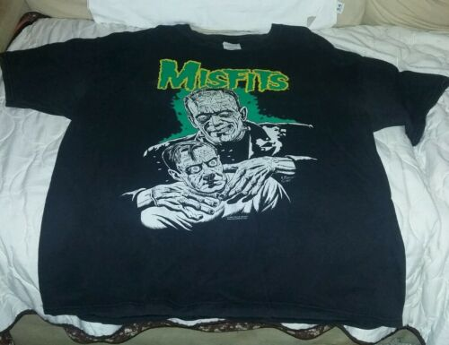 Misfits vintage rare t-shirt - Frankenstein