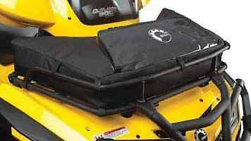 ATV BRP CAN-AM OUTLANDER FRONT RACK BAG W// MAP HOLDER part# 295100276