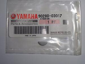 Yamaha PW 50 /& PW 80 Flywheel Woodruff Key 1981-2018