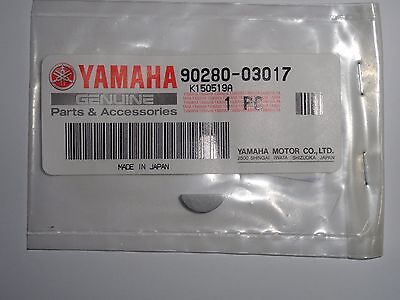 YAMAHA BLASTER 200 YZ85 YZ80 WOODRUFF KEY FLYWHEEL KEY