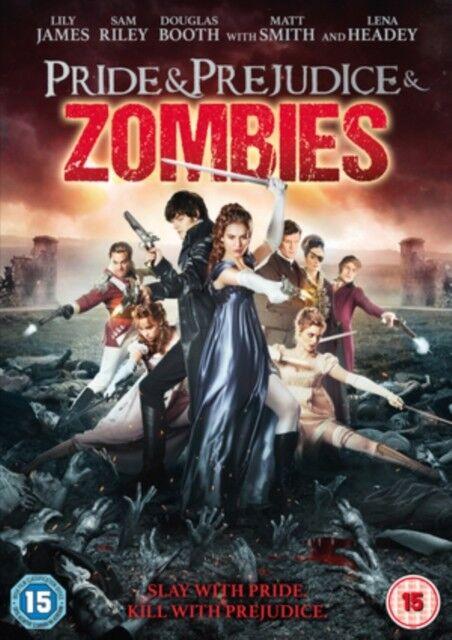 Pride & Prejudice & Zombies DVD Nuovo DVD (LID95328)