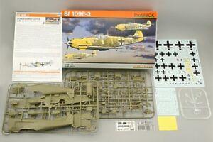 Eduard 1/32 Messerschmitt Bf109 E-3 Profipack n ° 3002