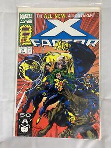 Lot-Of-3-X-Factor-71-85-86-Marvel-Comics-October-1991