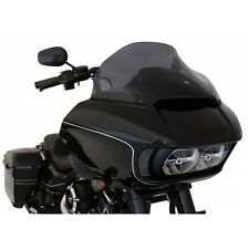 "Klock Werks 14"" Sport Flare Dark Smoke Windshield Harley Road Glide 15-17 FLTR"