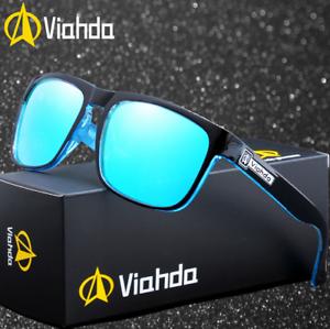 Men Sport Polarized Sunglasses Outdoor Driving Fishing Riding Square Glasses Hot