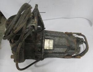 Flygt-3140-180-6076-M25-11-4AA-Pump-w-Motor-4-034-In-3-4-8-034-Out-Steel-WOW