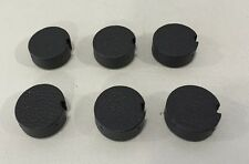 #018 Genuine Volkswagen T5 Transporter Rear Step Cover Blanking Plug / Cap x6