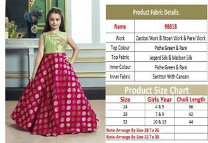 3d6b54c478e Image is loading Indian-Ethnic-Salwar-Kameez-Gown-Pakistani-Bollywood-kids-