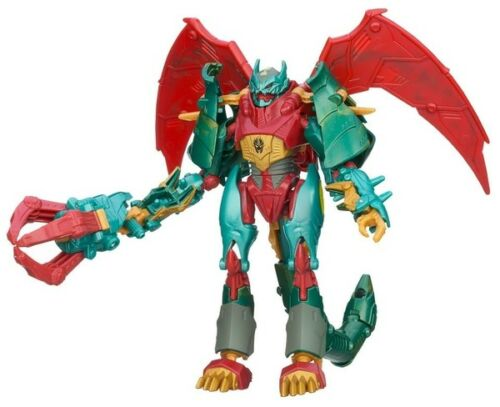 Transformers Beast Hunters RIPCLAW Complete Prime Deluxe