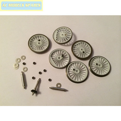 X9197G Hornby Live Steam Spare Drive Wheel Set for �Silver Link' Loco