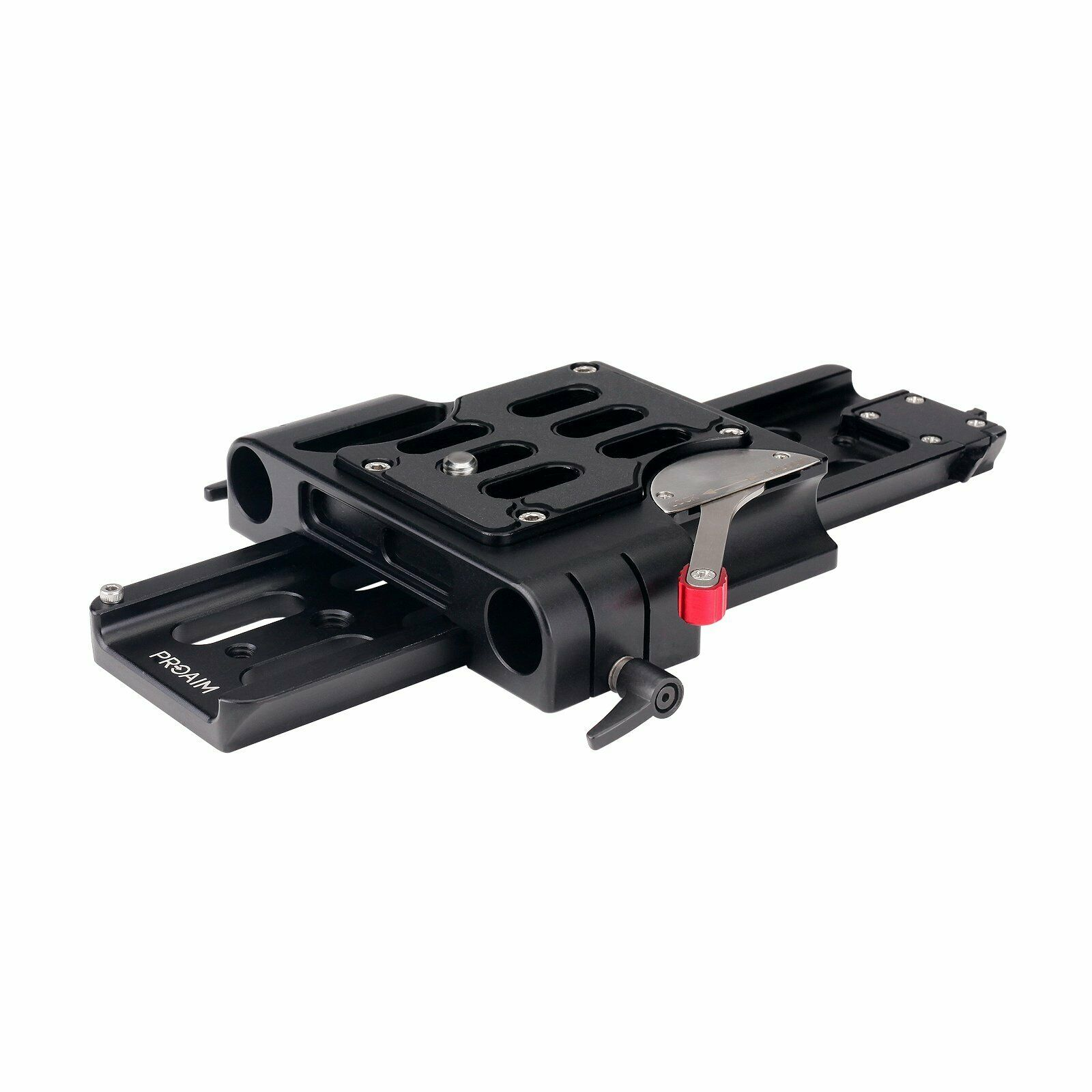 Proaim19mMQuick Release Camera Base Plate with Dovetail(ARRI Standard)P-BPDP-19